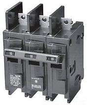 BQ3B10000S01 BOLT-ON Circuit Breaker - Breaker 100A 3P 240V 10K Bq 120V Shunt - $153.35