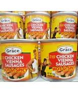 3 Jamaican Grace Chicken Vienna Sausage - $14.00