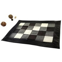 [Piano Keyboard] Durable Patch Home Rug Non Slip Area Rug - £28.25 GBP