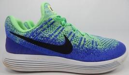 Nike LunarEpic Low Flyknit 2 Size 12 M (D) EU 46 Men's Running Shoes 863779-301