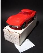~ 1970 Corvette Dealer Promo - Red Collector Edition - $9.95