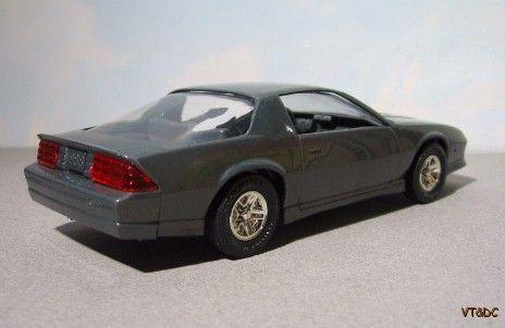 ~ 1988 Chevrolet Camaro IROC-Z Dealer Promo Model  MIB