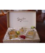EVYAN WHITE SHOUDLERS/GREAT LADY/MOST PRECIOUS PERFUME BOTTL - $12.00