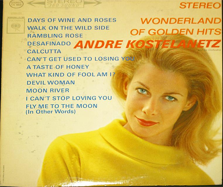 Andre koselanetz golden hits cover