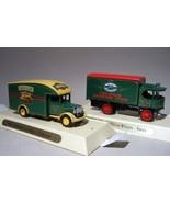 ~ Cascade & Swan Beer - Matchbox 1931 Morris Truck - $11.95
