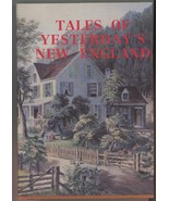 Tales of Yesterday's New England Oppel book whaling sailing industry fis... - $9.00
