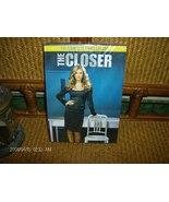THE CLOSER-COMPLETE-STELLAR  3RD 2007 SEASON FOUR DVD  SET - $9.99
