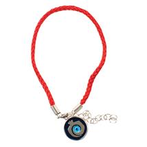 Kabbalah 10 pcs Lot Red String Pomegranate Charm Evil Eye Bracelet Judaica image 2