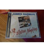 James Harman Extra Napkins Vol 1 Cd Rare Original Hollywood Fats Blues - $9.99