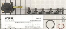 fuel pump kohler KT17 KT19 II MV18S MV20S MV16 MV18 - $92.99