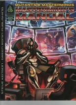 Mastermind's Manual - Mutants & Masterminds - HC - Green Ronin - Steve K... - $21.55