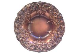 Art NouveauStyle Copper Repoussse Bowl - $119.00