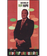 Hope for the Holidays Bob Hope Special Egg Nog Tree Trimming VHS - $10.00