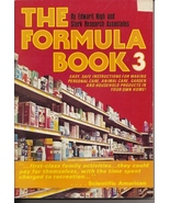 Formula Book 3 instructions for making personal animal care - $5.00