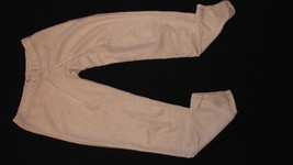 Women's/Junior's Abercrombie & Fitch xsmall ivory sweatpants - $9.25