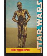 Vintage Wonder Bread Star Wars Trading Card - C... - $2.50