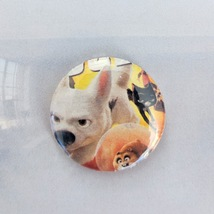 Bolt Pinback Button - $3.00
