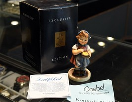 """1995 Hummel Club Exclusive Edition From Me To You 036 Hum 629 3 1/2"""" Tall - $15.83"""