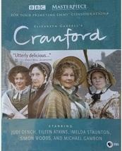 Cranford BBC Masterpiece DVD 2 Disc Set 1999 Judi Dench Elizabeth Gaskel... - $15.00