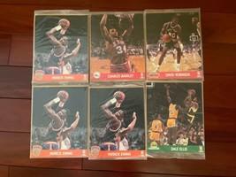 1404 NBA Basketball Card Lot Kevin McHale,James Worthy Stephon Marbury Rookie image 2
