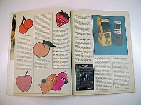 Arcade Dynamite Magazine Featuring Pac-Man - 1982