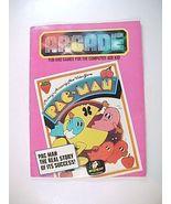 Arcade Dynamite Magazine Featuring Pac-Man - 1982 - $3.99