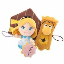 Disney Store Japan Alice & Doorknob Curtain Tassel String Holder of Wond... - $52.47