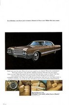 1965 GM Buick Electra 225 internal view colour print ad - $10.00