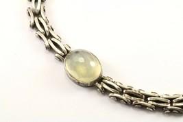 Vintage Stephen Dweck Designer Quartz Toggle Link Bracelet 925 STERLING ... - $129.99