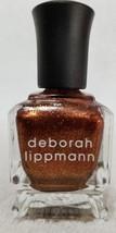 Deborah Lippmann PHOENIX RISING 20193 Bronze Shimmer Nail Polish .50 oz/... - $11.87