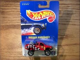 Hot Wheels Nissan Hardbody #131 #3 - $2.95