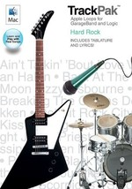 Hard Rock TrackPak: Apple Loops for GarageBand and Logic [DVD-ROM] Hal L... - $34.30