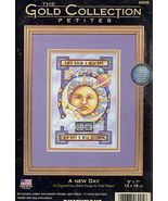 Sun Moon ....A New Day Cross Stitch Kit..GCP - $10.00