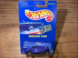 Hot Wheels Mercedes 540K #164 #2 - $2.95