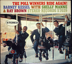 The poll winners ride again cover thumb200