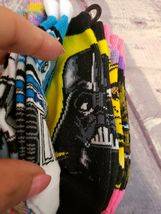 Disney Star Wars Girls No Show Ankle Socks 6 pairs Size M Youth (9- 2.5) image 5