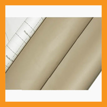 beige adhesive faux leather upholstery vinyl fabric auto car seat interior 1yd - $23.50