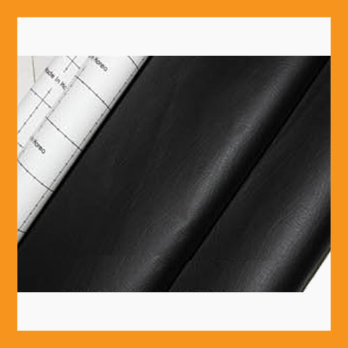 black adhesive faux leather upholstery vinyl fabric auto car seat interior 1yd upholstery. Black Bedroom Furniture Sets. Home Design Ideas