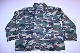 Youth Military Camo M (8/10) Costume Shirt Dress Up America - $9.49