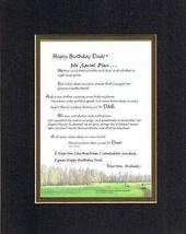 Personalized Touching and Heartfelt Poem for Father - His Special Place Poem on  - $15.79