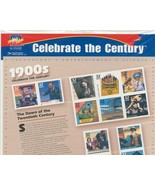 US Stamps Mint Sheet Celebrate The Century #1 1... - $11.89