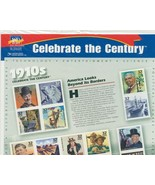 US Stamps Mint Sheet Celebrate The Century #2 1... - $11.89