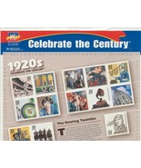 US Stamps Mint Sheet Celebrate The Century #3 1... - $11.89