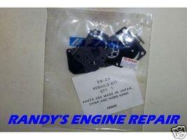 repair kit 4 zama C1U TYPE CARBURETOR RB-29 - $16.99