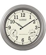 """18"""" Outdoor Clock   -  Indoor or Outdoor use!! - $51.19"""