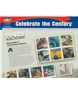 US Stamps Mint Sheet Celebrate The Century #5 1... - $11.89