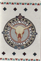 DEATH VALLEY National Park Mini Playing Cards, New - $1.95