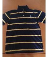 Gap Kids GapKids Blue Yellow Striped Polo Shirt Shirts Size XXL (14-16) - $9.89