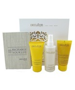Decleor Recharge Your Life Awakening Face & Body Gift Collection All Ski... - $43.99