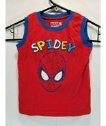 Baby Boy Spiderman Tank Top Size 24M - $11.30